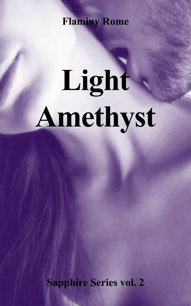 Copertina e book light amethyst 2019